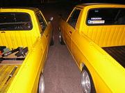 黄色いサニトラ始めました。