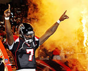 #7Michael Vick@Atlanta Falcons