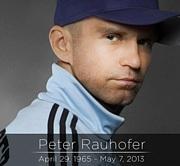 PETER RAUHOFER