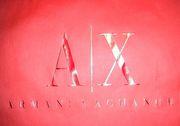A|X アルマーニ・エクスチェンジ