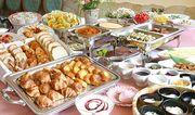 朝食ビュッフェに行きたい