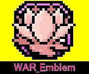 Red stone Yellow G War_Emblem
