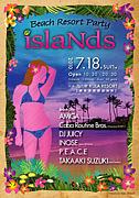"Beach Resort Party""islaNds"""