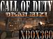 【Xbox360】Call of Duty 4&MW2