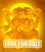 LOVE FOR SALE !!