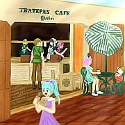 トラテペスCafe@mixi支店