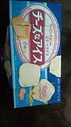 チーズなアイス