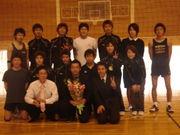 ☆東京外国語大学男子排球部☆