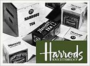 Harrods・ハロッズ tea