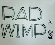 RADWIMPS IN 大分♪