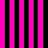 ピンク×黒のストライプ