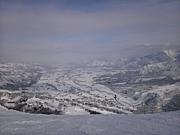 新潟近辺で、スキー・スノボ!