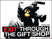 Exit Through The Gift Shop .