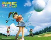 PS3みんなのゴルフ5ミクシー部