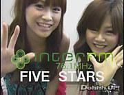 FIVE STARS 新垣里沙 亀井絵里