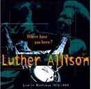 Luther Allison〜ロックな