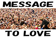 MESSAGE TO LOVE