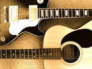わたくし女性ギターリスト
