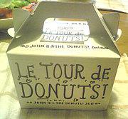 LE TOUR dE DONUTS!