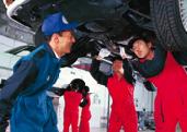 日本工学院北海道専門学校自車科