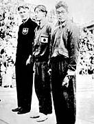 葉室鐵夫:世界大戦前後の競泳史