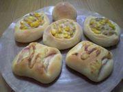 レンジ発酵で手作りパン☆
