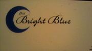 Bar Bright Blue