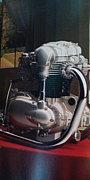 レトロ単気筒&二気筒バイク
