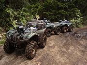 北海道泥んこパラダイス ATV