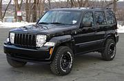 Jeep KKリバティー / チェロキー