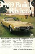 〜Buick  Riviera〜1969年式!!