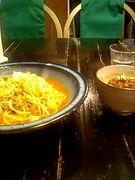 スパゲティーは『おかず』だ!!