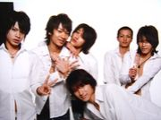 KAT-TUN is always together!!