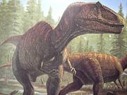 恐竜大好き!
