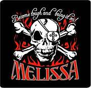 → MELISSA  ←