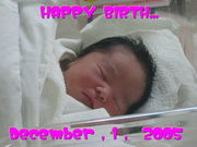 2005年12月1日生まれさん