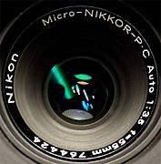 Micro-NIKKOR・奥目レンズ