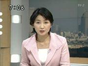 滝島雅子 アナウンサー NHK   mi...