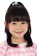 延命杏咲実ちゃんの髪を結びたい