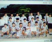 長崎北陽台高校テニス部!!