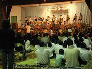 象潟中学校吹奏楽部