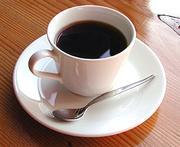 夏でもホットコーヒー