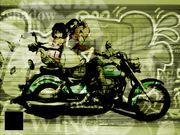 バイクに乗る彼が好き