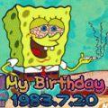 1983年7月20日生まれ