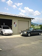 W124 E320(320CE) カブリオレ