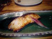 【和食】銀鱈の粕漬け