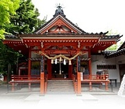 奇跡のお祈り神社