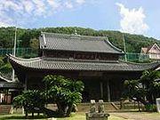 長崎のお寺でナイト