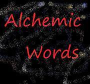 Alchemic Words