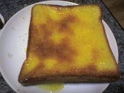 トーストにマーガリン2度塗り派